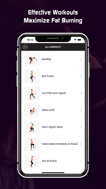 FIT+ Fitness PRO Workouts Gym screenshot-4