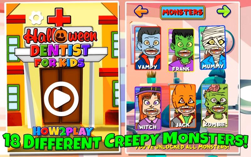 Halloween Dentist For Kids screenshot 10