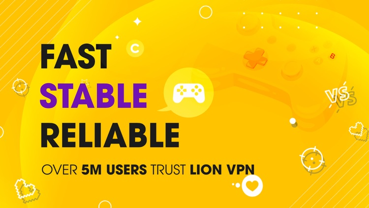 Lion VPN | Privacy & Security