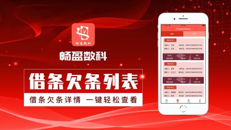 畅盈数科 screenshot-1