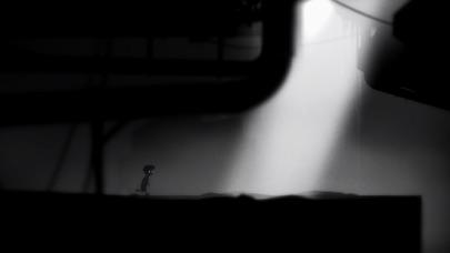 Screenshot from LIMBO