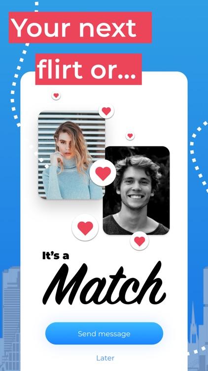 iCatched - Flirt & Dating App