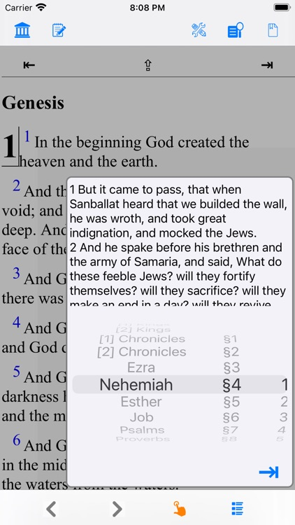 Holy Bible KJV (English) screenshot-4