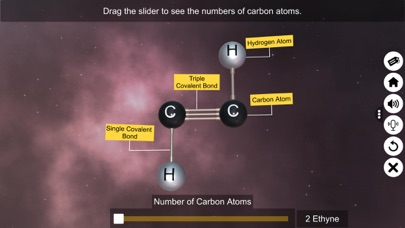 Saturated & Unsaturated Carbon screenshot 5