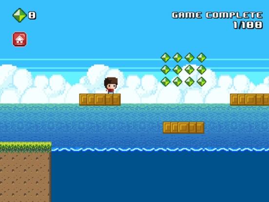 8 Bit Kid - Jumping World screenshot 8
