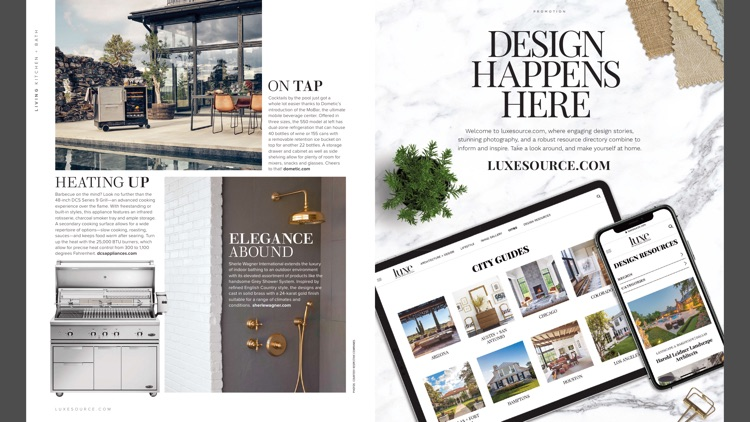 Luxe Interiors + Design screenshot-9