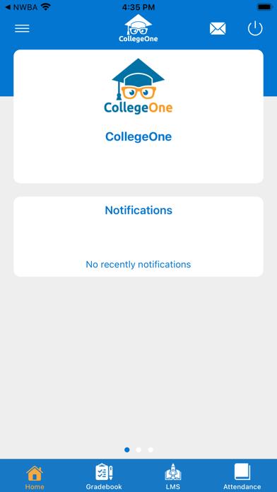 CollegeOne screenshot 2