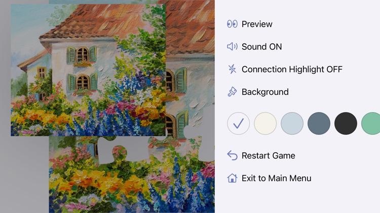 1000 Jigsaw Puzzles Art screenshot-9