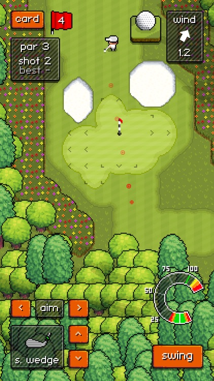 Pixel Pro Golf screenshot-0