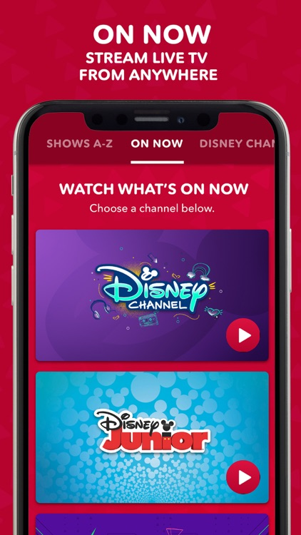 DisneyNOW – Episodes & Live TV screenshot-4