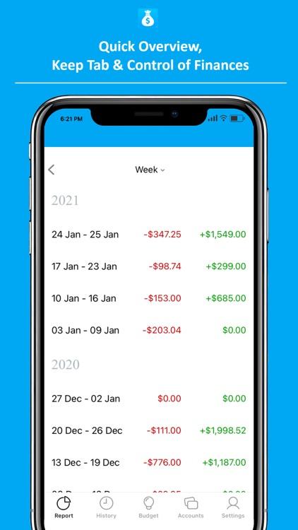 Spender - Money Management screenshot-4