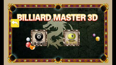 Billiard Master 3D
