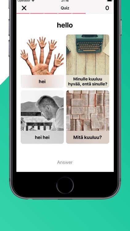 Learn Finnish with LENGO screenshot-3