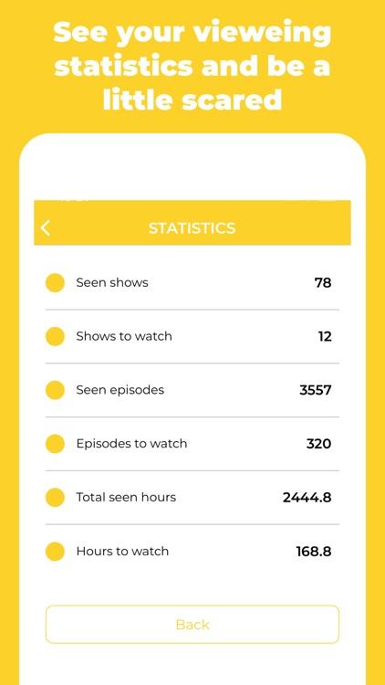 I've seen it – TV Tracking screenshot-5
