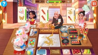 朝食屋物語:かわいい料理ゲームのスクリーンショット2