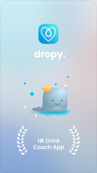 cancel Dropy - Drink Water Reminder app subscription image 1
