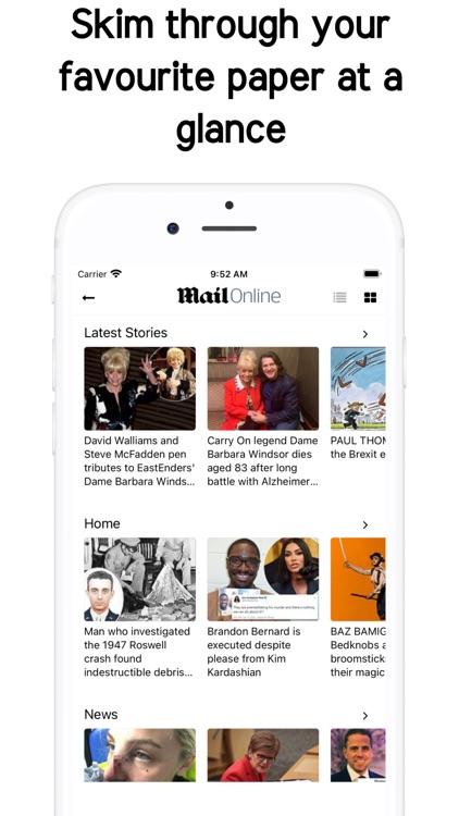 Newsstand UK - Latest UK News screenshot-3