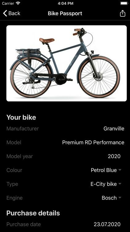 Granville GPS Tracker
