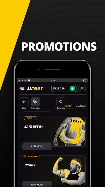 LV BET Sports Betting screenshot-4