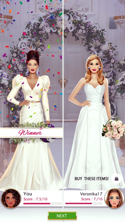 Super Wedding Fashion Stylist screenshot-7