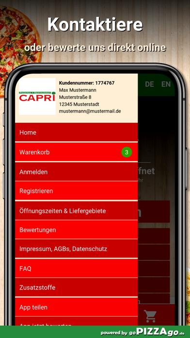 Capri Nonnweiler Primstal screenshot 3