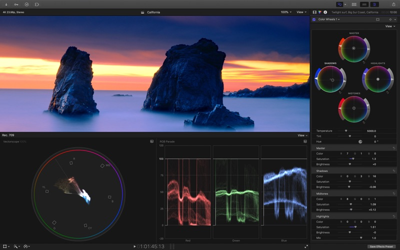 Final Cut Pro X Screenshots
