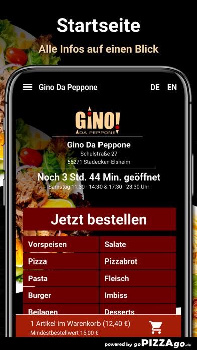 Gino Da Peppone screenshot 2