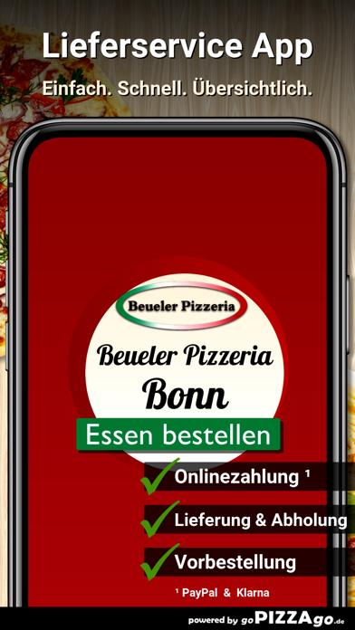 Beueler Pizzeria Bonn screenshot 1
