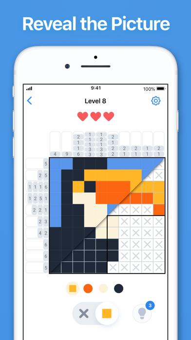 Nonogram.com Color: Logic Game screenshot 2