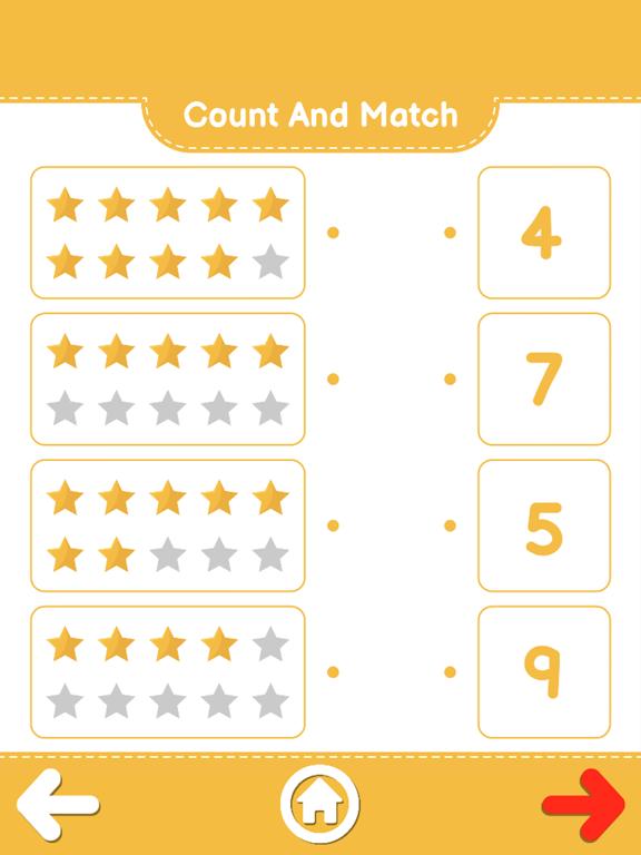Count And Match XMas screenshot 14