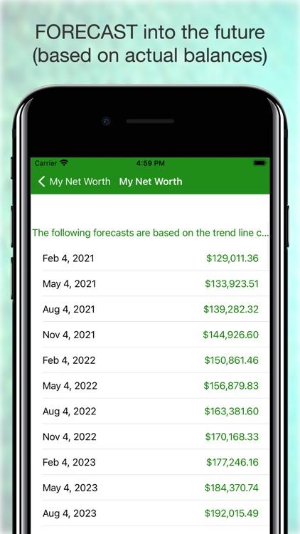 Clever Net Worth screenshot-6