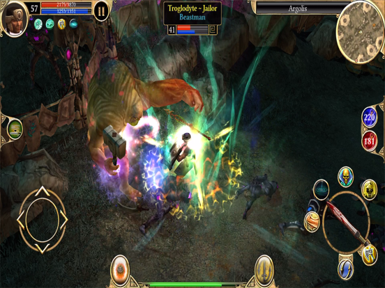 Titan Quest: Legendary Edition screenshot 11