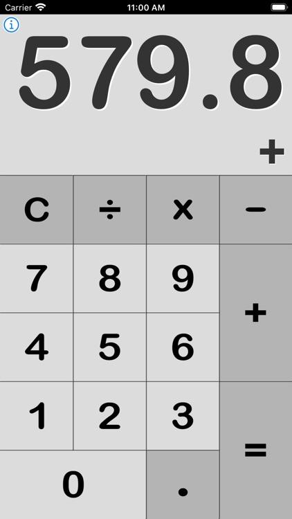 Easy Calculator - Basic Calc screenshot-8