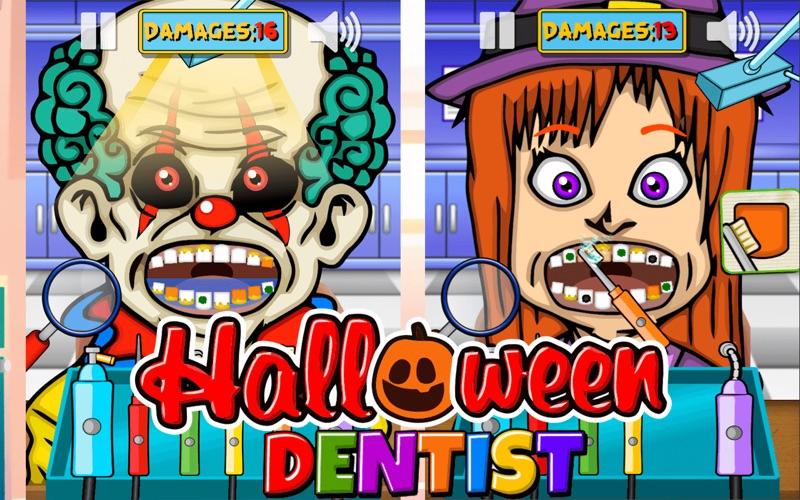 Halloween Dentist For Kids screenshot 8