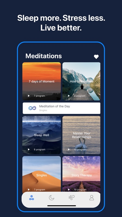 Moment Meditation & Deep Sleep