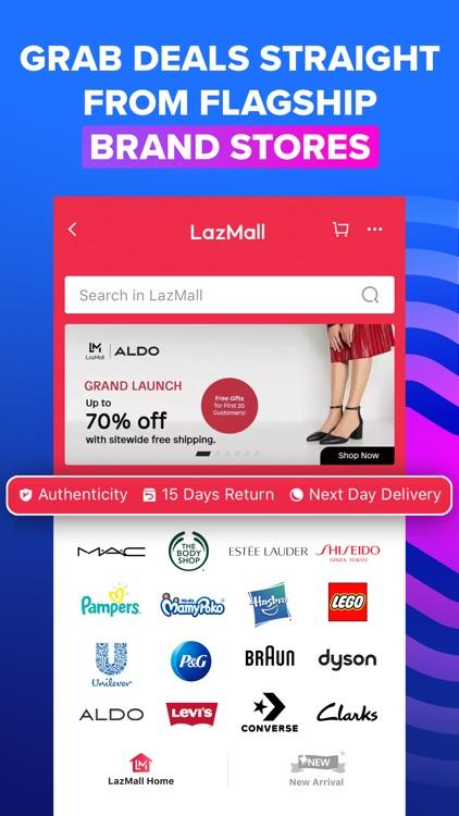 Lazada - Online Shopping App screenshot-3
