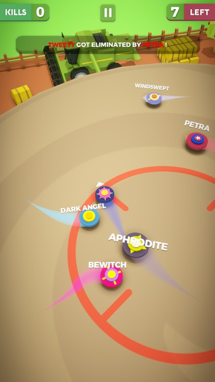 Spinner Battle.io screenshot-3