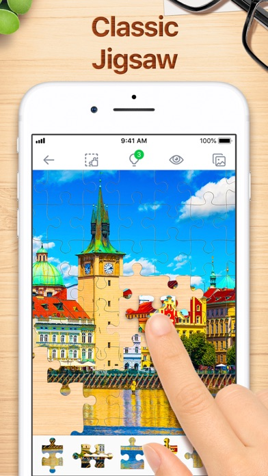 Jigsaw Puzzles - Puzzle Games wiki review and how to guide