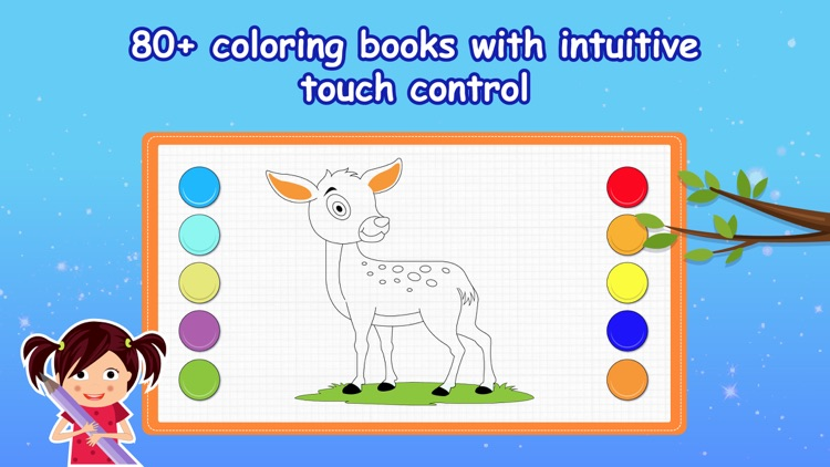 Preschool Learning Games Kids screenshot-5