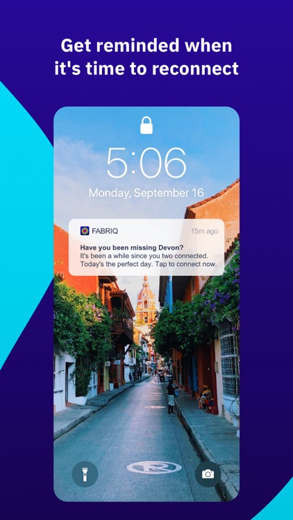 Fabriq: Stay in Touch screenshot-3