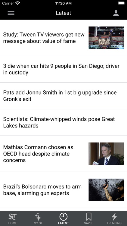 Seattle Times Mobile