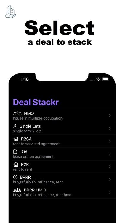Deal Stackr