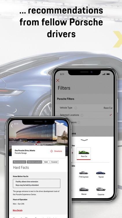 Porsche Parking Plus