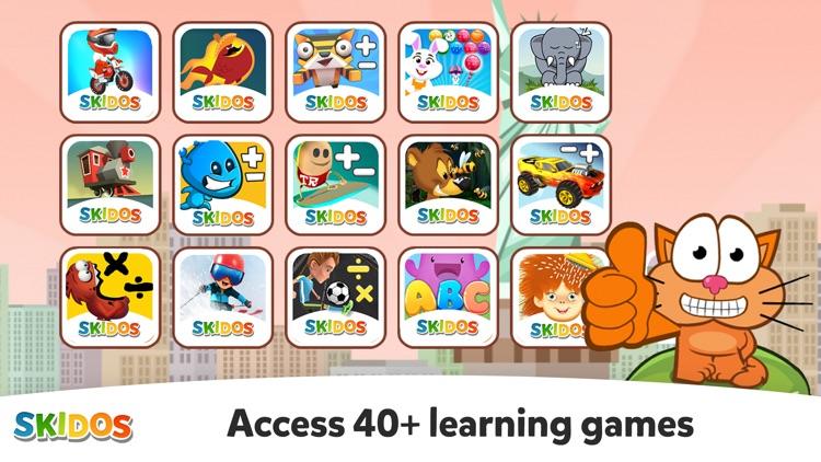 Kids Learning Games: 6-9 Years screenshot-7