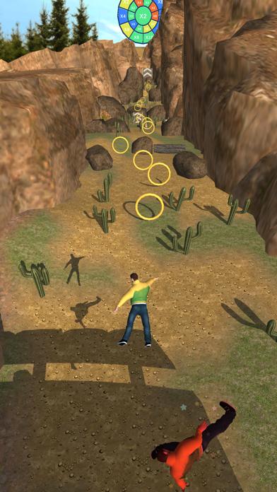 Fall Boy 3D screenshot 2
