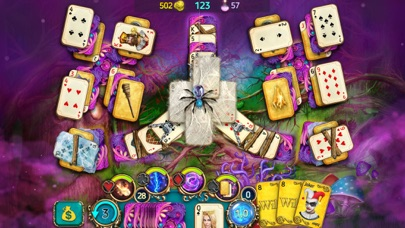 Solitaire: Fun Magic Card Game screenshot 2