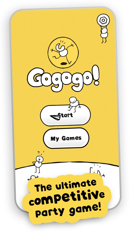 Gogogo! - The party game! screenshot-0