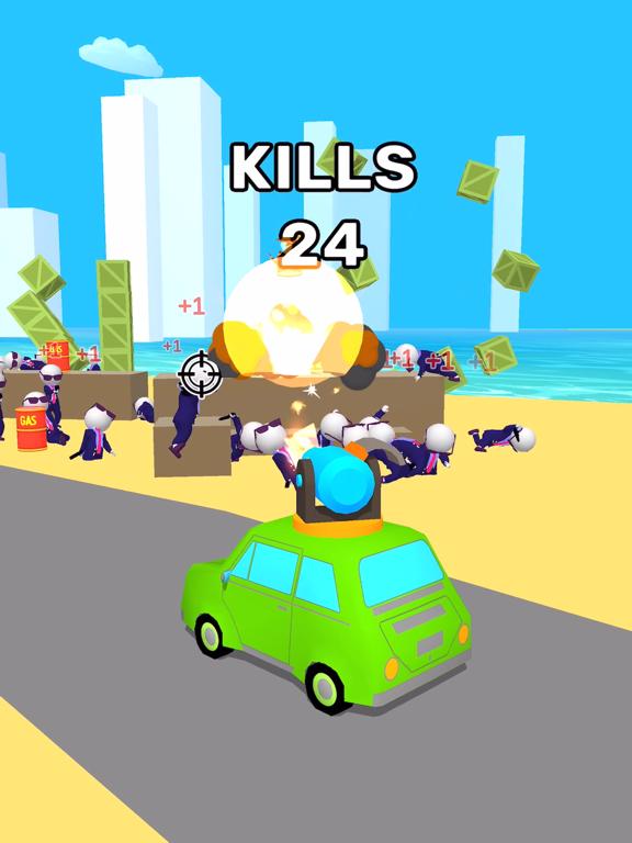 Hit & Rush! screenshot 4