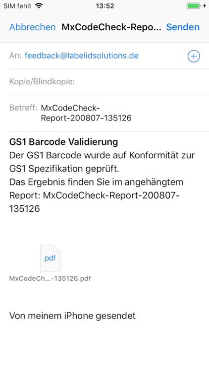 MxCodeCheck screenshot-8
