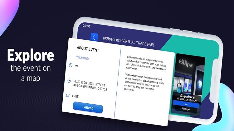 eXRperience : Virtual Event screenshot-3